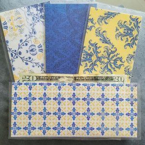 Victorian Cash Envelopes Inspired David Ramsey